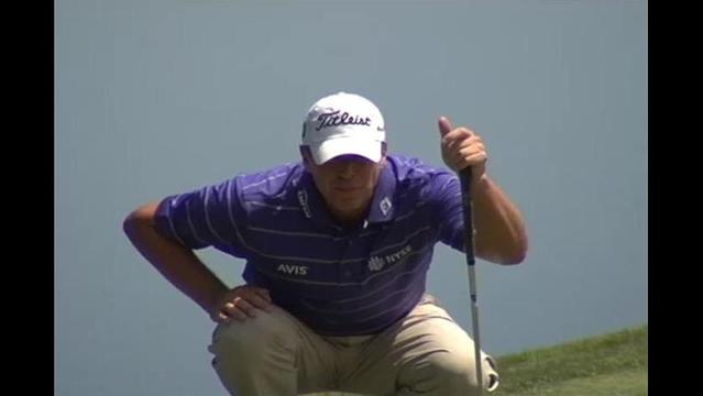 Stricker falters on Day 3 at JDC