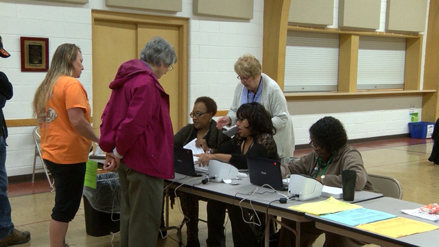 Election Day Voter Registration Law Being Challenged