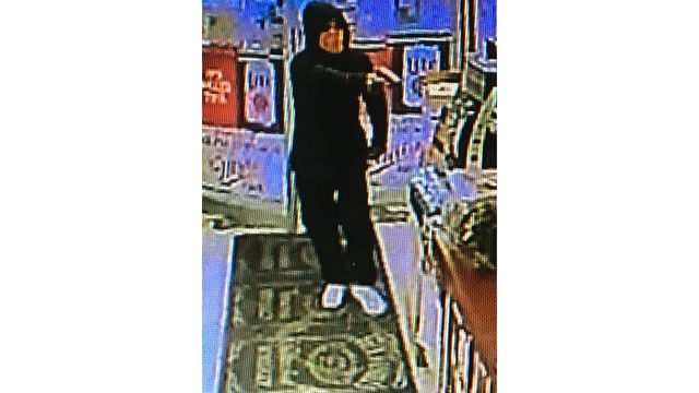 UPDATE: Photos of Armed Robbery Suspect Released