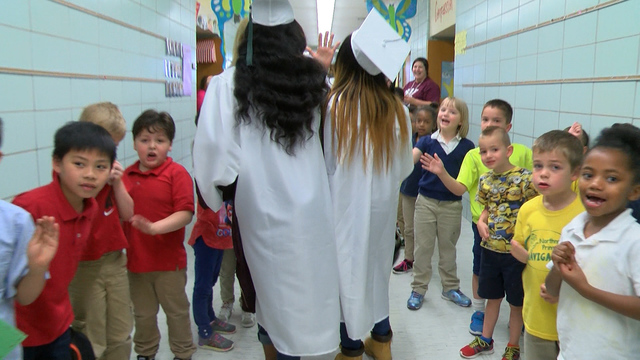 Peoria Public School Graduates Encourage Younger Students to Focus on the Future