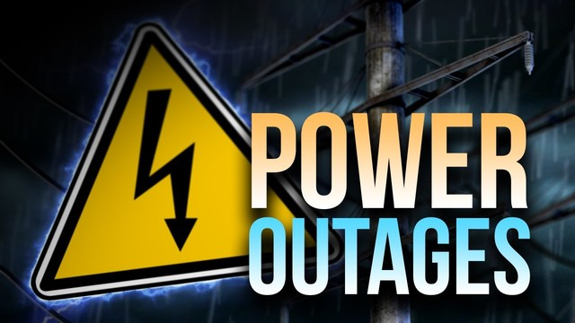 Sunday Update: Few Power Outages Linger After Storms