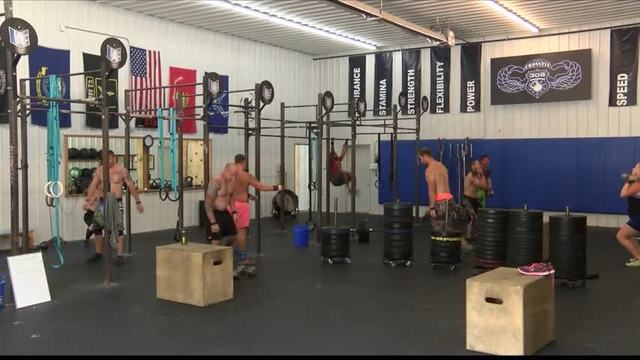 Local CrossFit gym raises awareness of veterans with PTSD