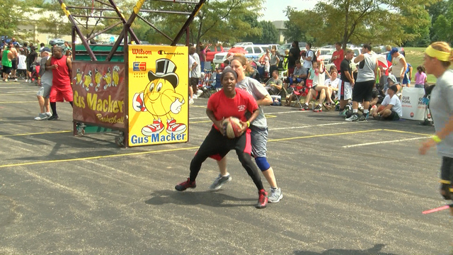 Peoria Gus Macker Tournament canceled due to financial issues