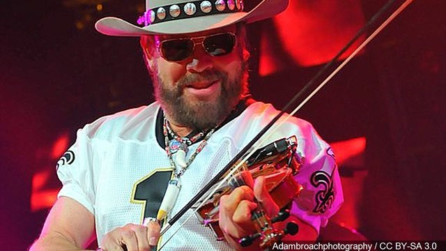Hank Williams Jr. coming to central Illinois