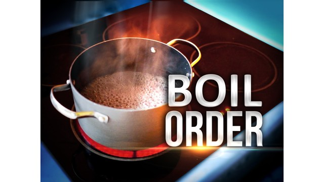 Boil Order in the City of Washington