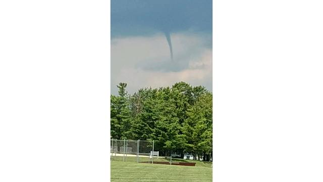 Funnel Cloud Sightings Possible