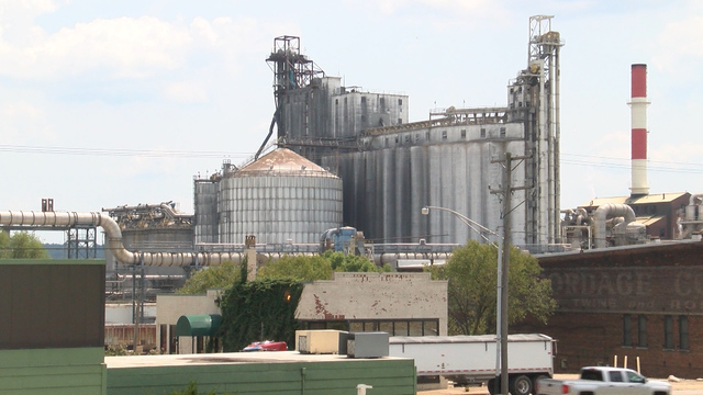 ADM laying off workers at Peoria plant