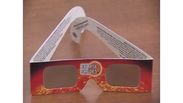 Here's where you can get free solar eclipse glasses from Adler Planetarium