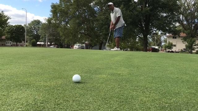 A potential new management company for Peoria Park District golf courses addressed community