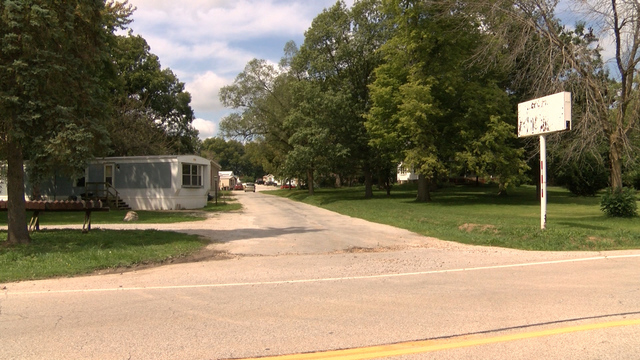 Heyworth mobile home park's water said to be contaminated with E. coli