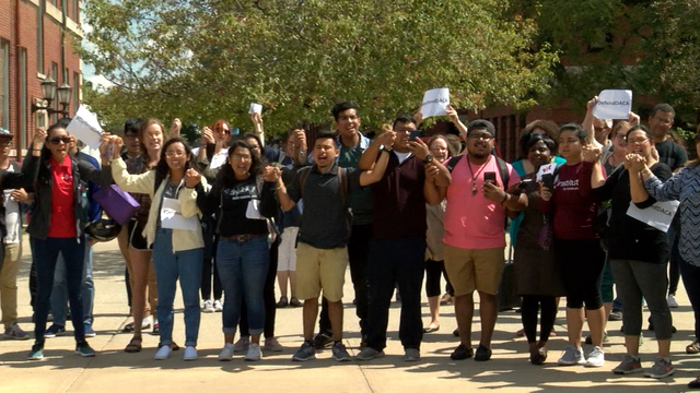 US Student Body President vows to help DACA students
