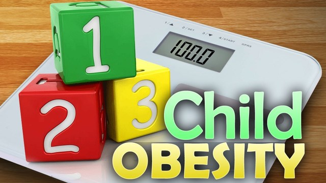 Childhood obesity increasing worldwide