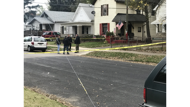 One dead in Sunday afternoon shooting