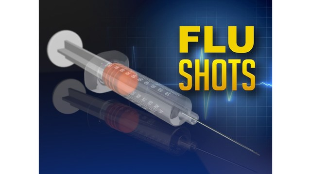 Flu Shots Available At County Health Dept.
