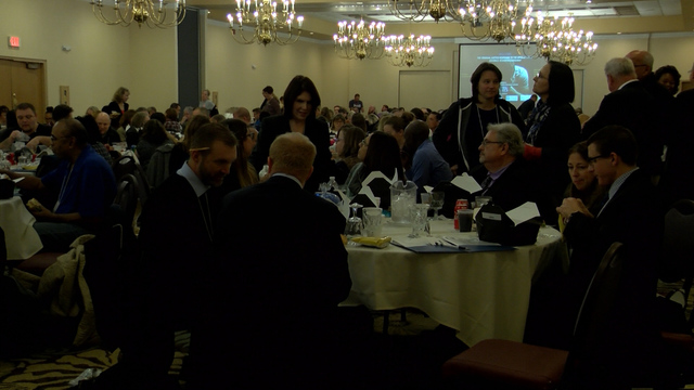 ICJIA hosts opioid conference