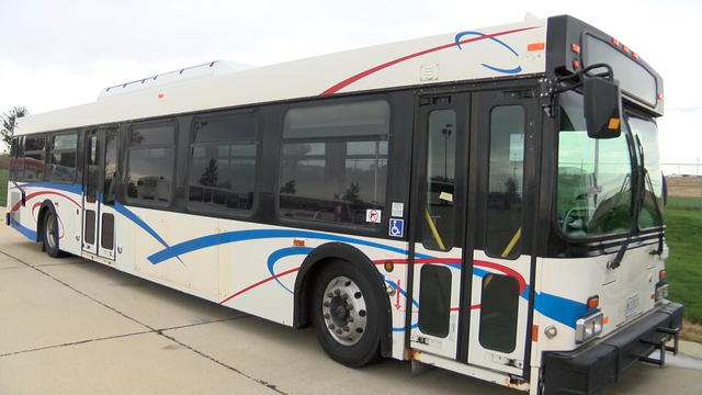 Community Bus almost ready for voter registration