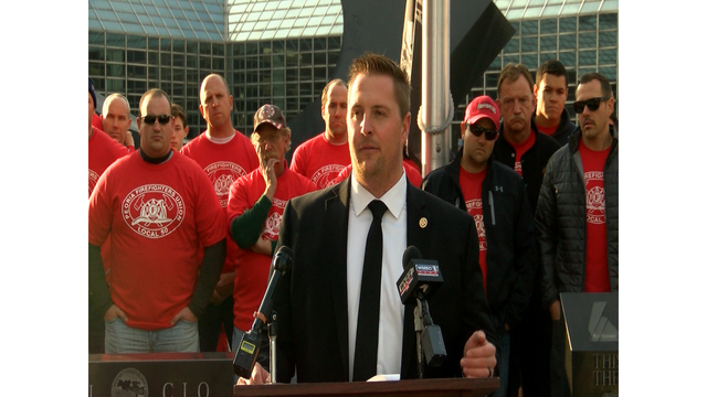 Peoria Firefighters' Union Calls Proposed Cuts