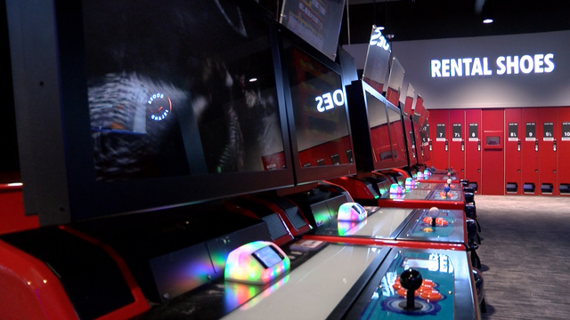 Round 1 Bowling & Amusement is excited to open on Saturday