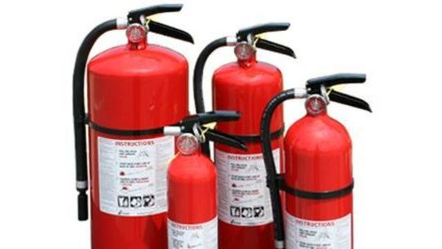 Central Illinois firefighters warn public about faulty fire extinguishers