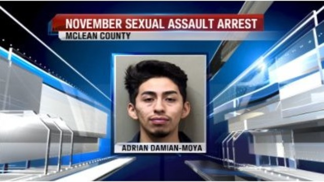 Local man and Juvenile arrested for sexual assault