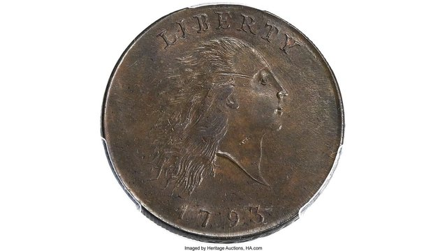 Rare US coins sold at auction in Florida