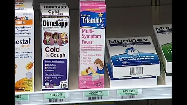 Theraflu Triaminic Cough And Cold Syrups Recalled