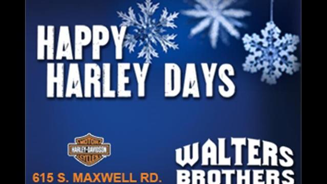 Walter Brothers Harley Davidson Donates To Toys For Tots ...