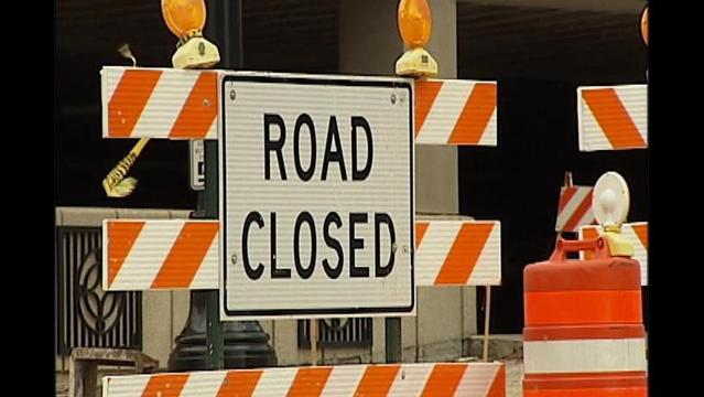 Closure of Willow Knolls Road begins Monday