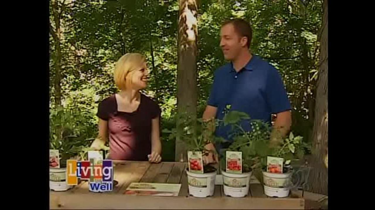 In Your Garden: Boosted Vegetables