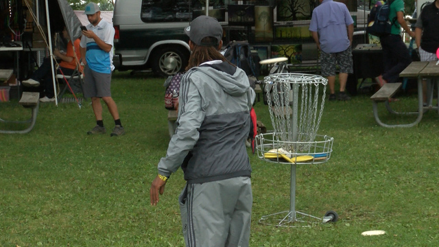 Athletes from around the world travel to Central Illinois