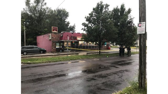 Shooting near Family Food Mart in Peoria