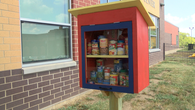 Little Pantries popping up in Peoria