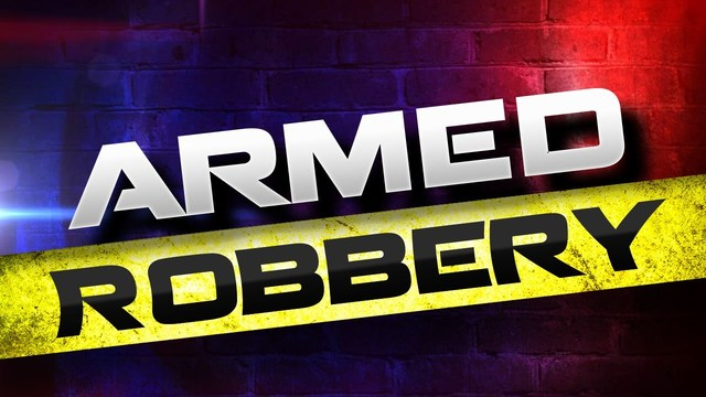 Laundromat employee taken to hospital after armed robbery