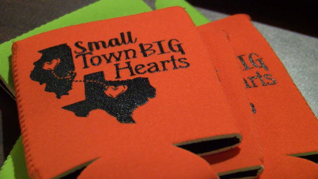 Green Valley holds a fundraiser for Texas.