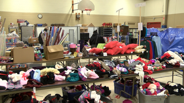 Peoria Friendship House holding Christmas in November sale