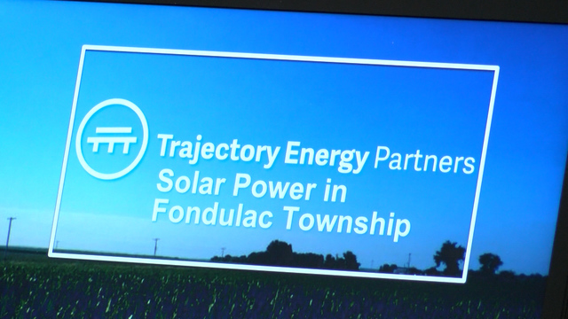 Fondulac Township Explores Community Solar Energy Project