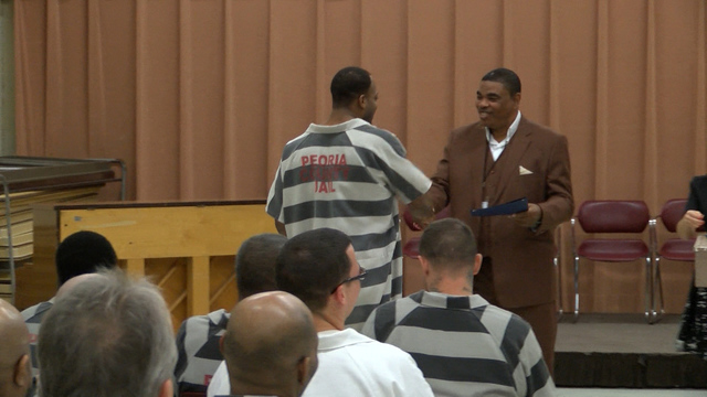 Peoria County Jail graduates inaugural class of re-entry program