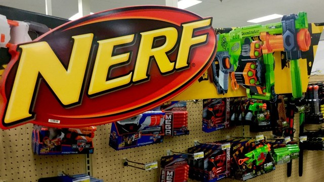 Nerf gun wars cause alarm in Tazewell County
