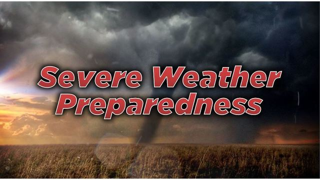 Severe Weather Preparedness