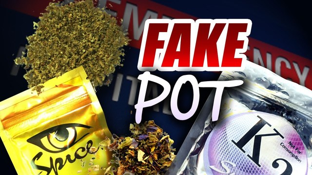 IL warns users of synthetic pot