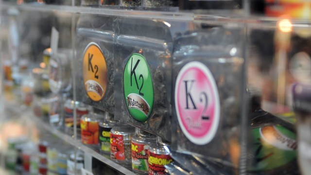 Synthetic Pot Causing Severe Bleeding, Death