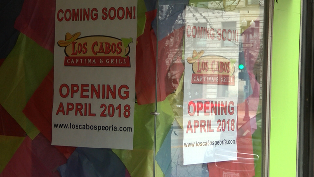 Los Cabos Cantina and Grill to Open New Location
