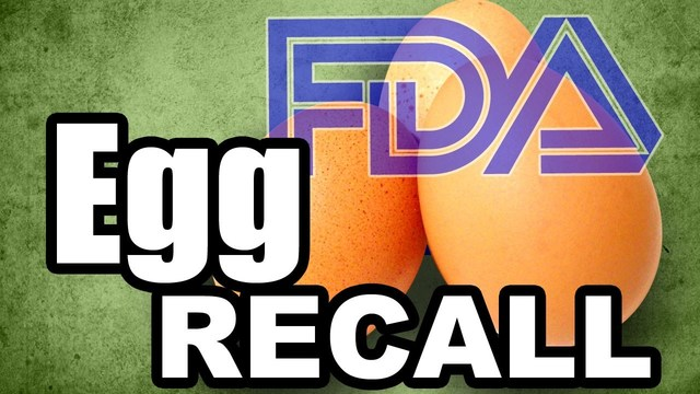 More than 200 million eggs recalled, fear of salmonella contamination