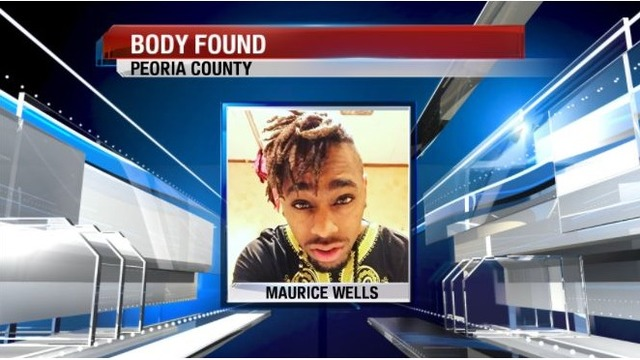 Maurice Wells is the man found dead in Peoria County