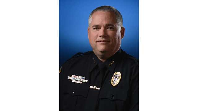 Chief Clay Wheeler appointed Chief of Police