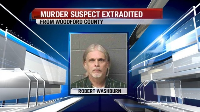 Suspect in 1986 murder leaves Woodford County Jail