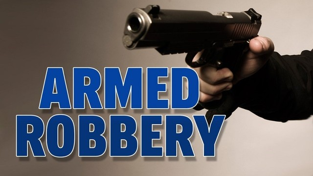 Late night armed robbery leaves one man shot in arm