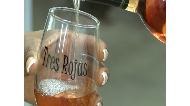 Uncork and unwind with Tres Rojas in potential winery