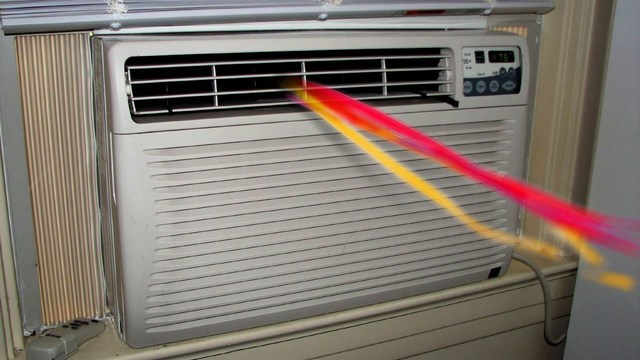 Thieves use Window AC units to break into homes