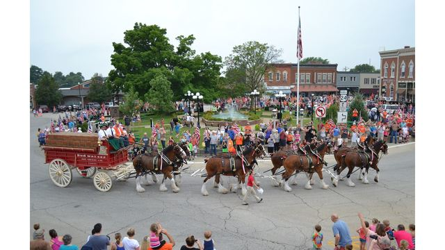 Washington to celebrate five years of tornado recovery with parade